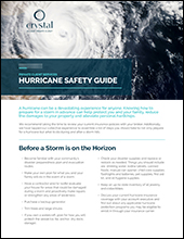 Hurricane Safety Guide